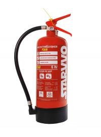 Alat Pemadam Api Ringan (APAR) Starvvo Portable Foam AFFF 6 Liter