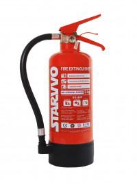 Alat Pemadam Api Ringan (APAR) Starvvo Kelas ABC Dry Chemical Powder 3 Kg