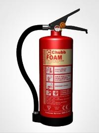 Alat Pemadam Api Chubb Foam
