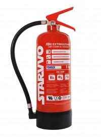 Alat Pemadam Api Ringan Starvvo Kelas ABC Dry Chemical Powder 5 Kg