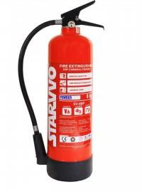 Alat Pemadam Api Ringan Starvvo Kelas ABC Dry Chemical Powder 6 Kg