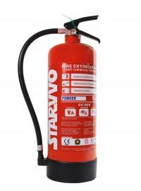 Alat Pemadam Api Ringan Starvvo Kelas ABC Dry Chemical Powder 9 Kg